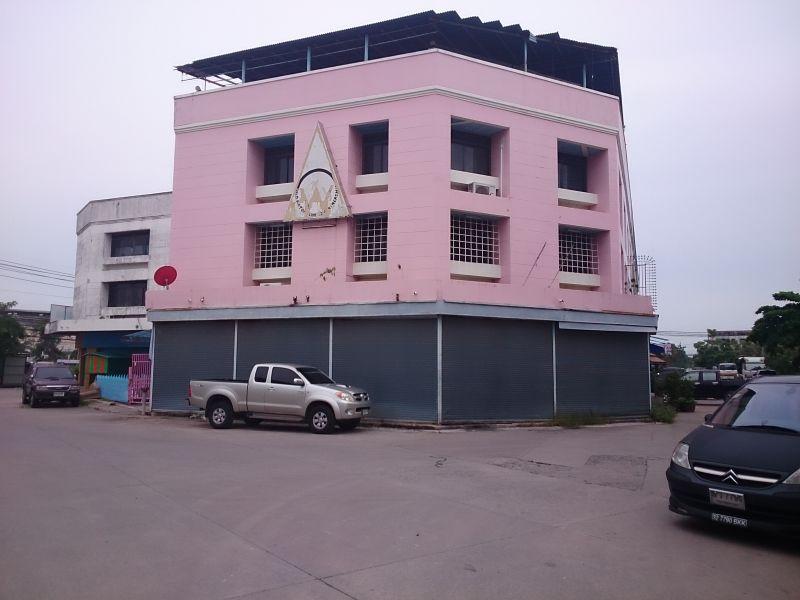 อาคารพาณิชย์2คูหา